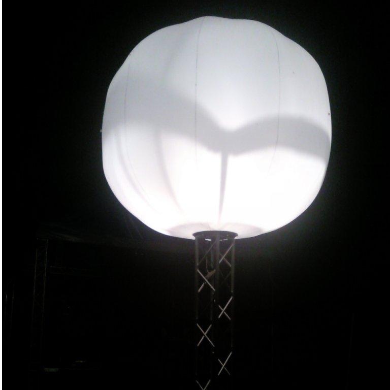 Balon nafukovací bílý
