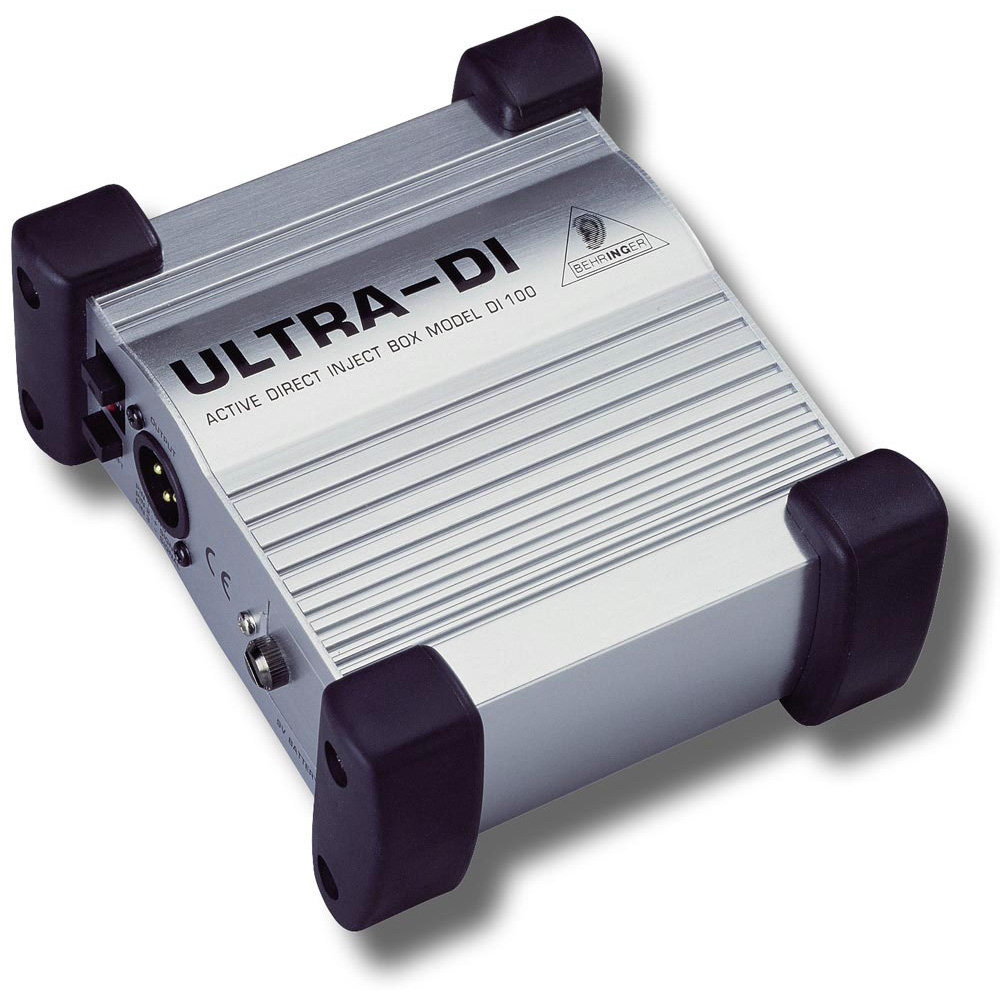 DI-box Behringer DI 100 aktivní