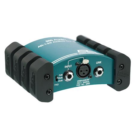 DI-box BSS AR 133 aktivní