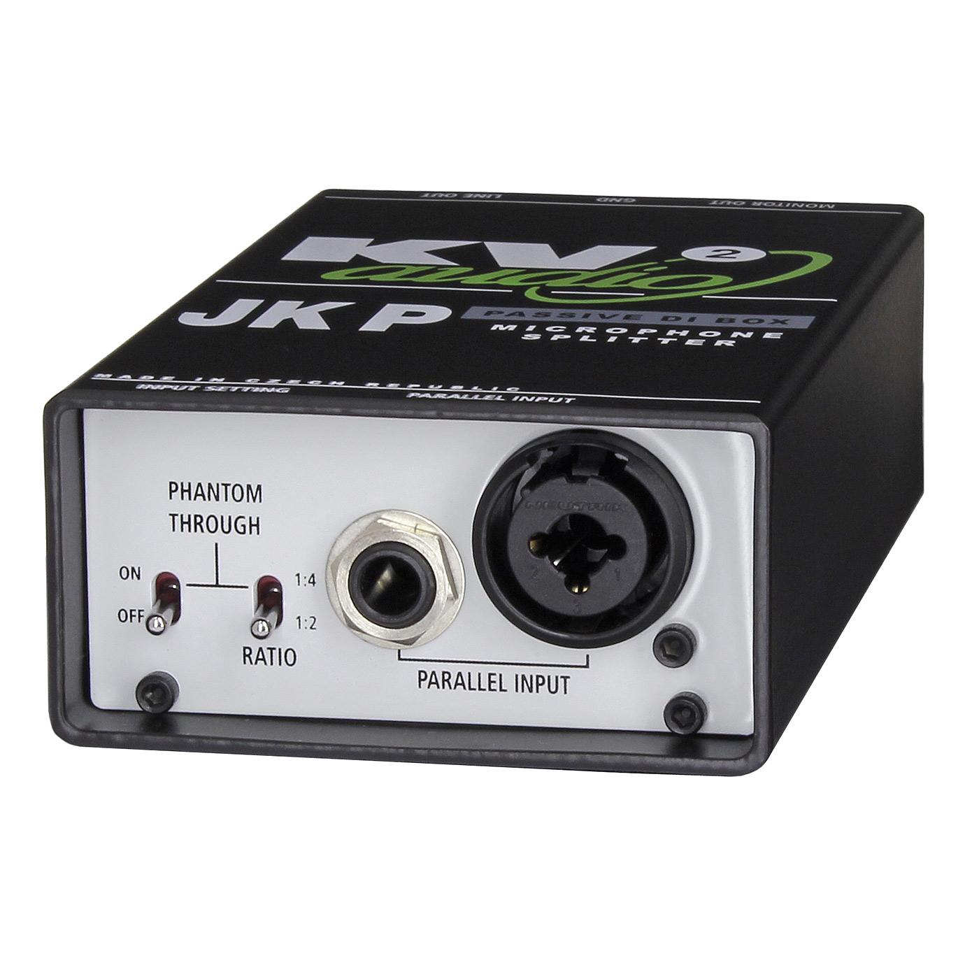 DI-box KV2 Audio JKP pasivní