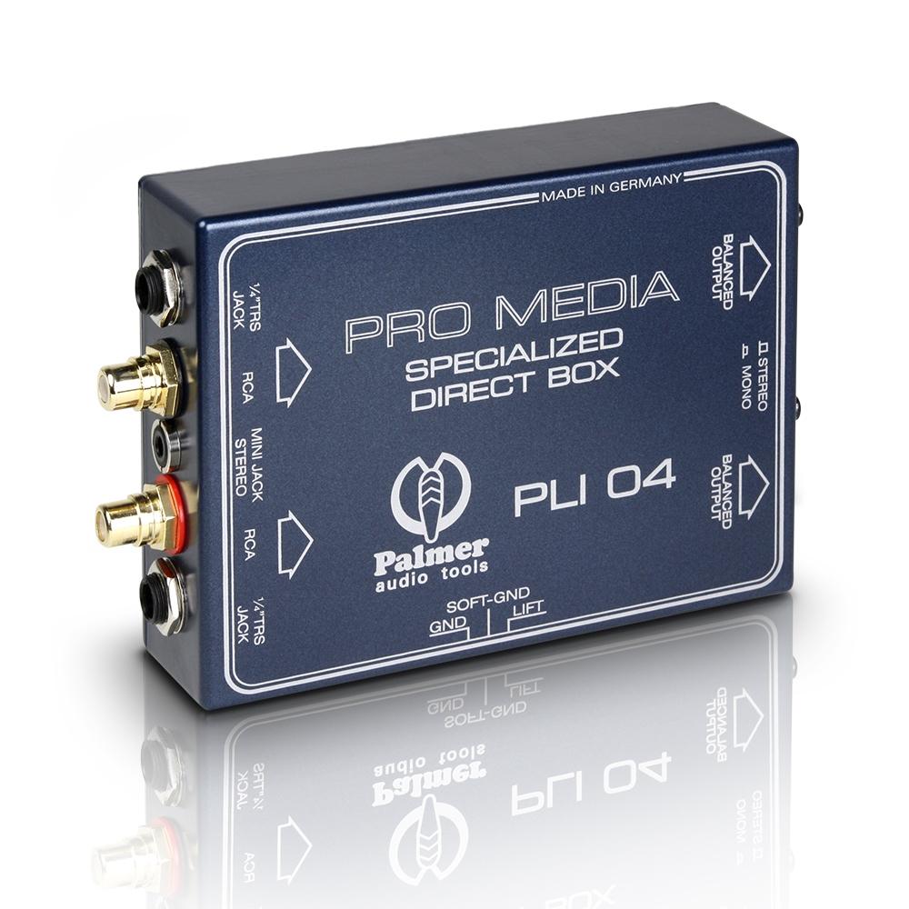 DI-box Palmer PLI-04