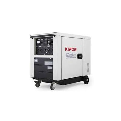Elektrocentrála Kipor ID 6000