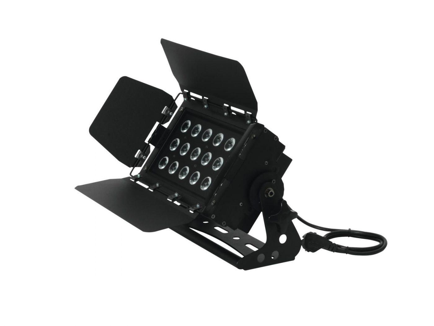 LED statická efektová – LED CLS-18 QCL RGBW 18x8W Eurolite