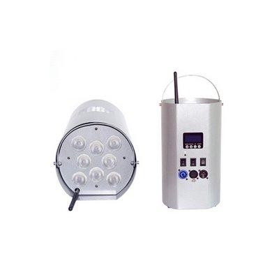 LED statická bateriová – LED Cylinder Spotlight Rigeba bezdrátový