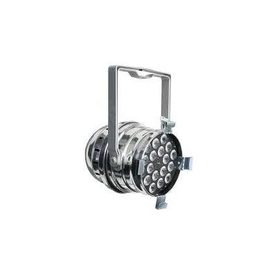 LED statická efektová – LED PAR 64 short RGB Showtec