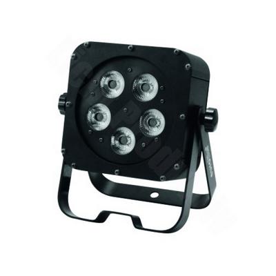 LED statická efektová – LED SLS-5 QCL 5x5W Floor Eurolite