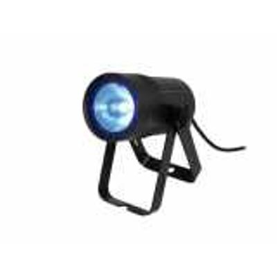 LED statická efektová – LED Spot RGBW 15W - Eurolite