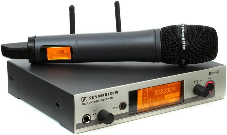 Mikrofon Sennheiser EW 300 ruční