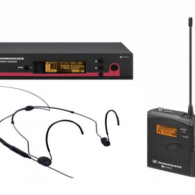 Mikrofon Sennheiser ME 3 headset black
