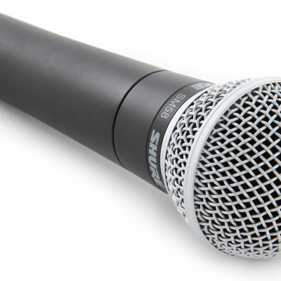 Mikrofon Shure SM58