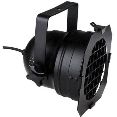 PAR 56 short black 300W – Eurolite