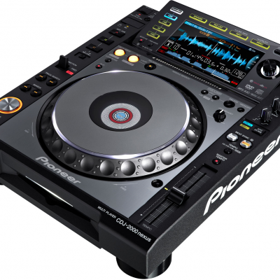Pioneer CDJ 2000 Nexus
