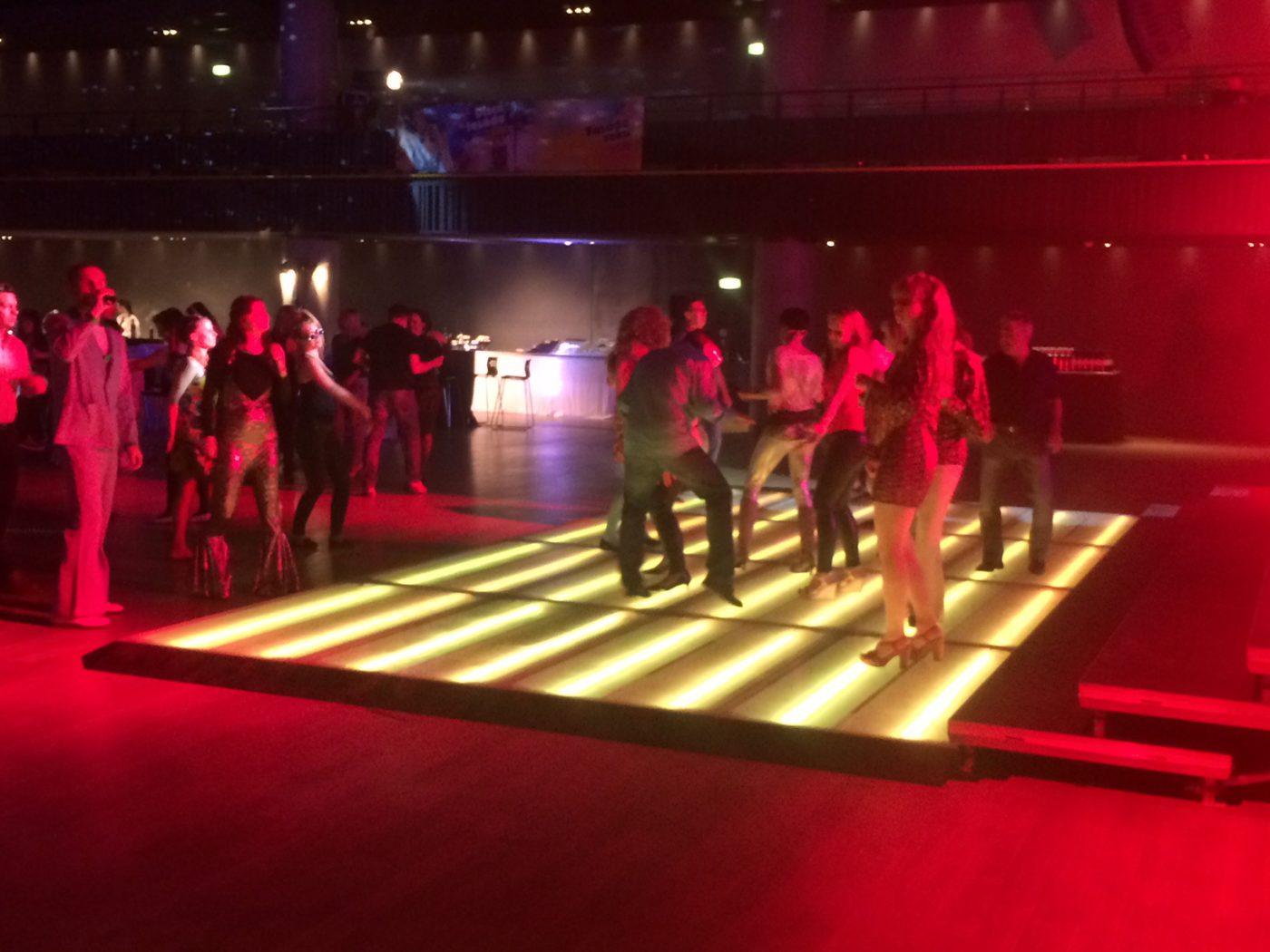 Taneční parket Nivtec – Plexi