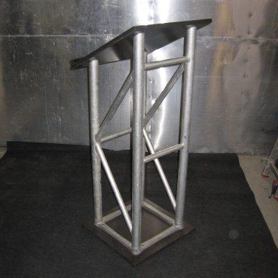 Řečnický pult truss quadro