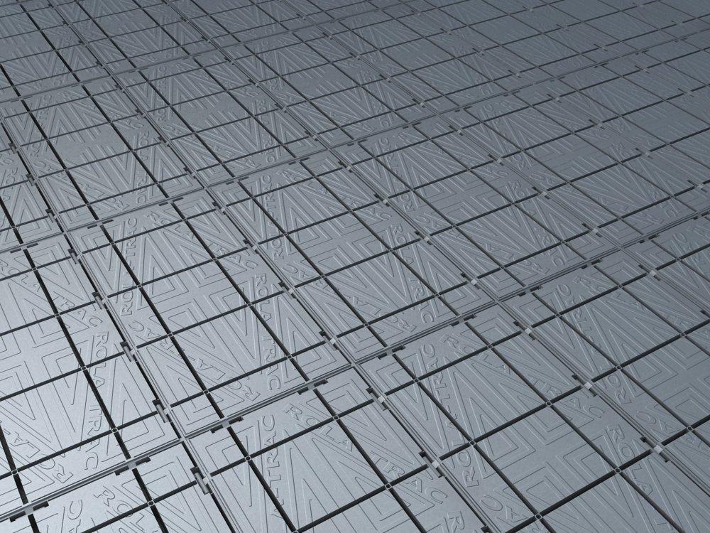 Rolatrac – podlaha plastová