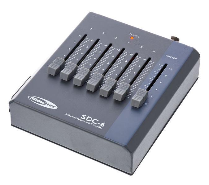 Showtec SDC-6