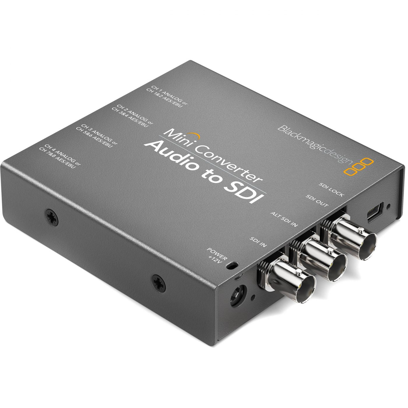 Mini Converter Audio to SDI blackmagic design