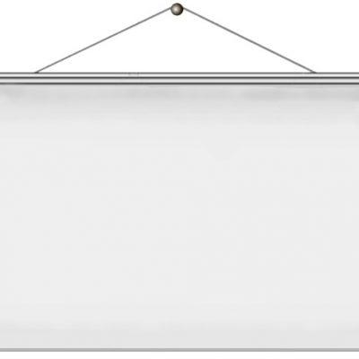 Projekční plátno 2,3 x 1,3 rolovací