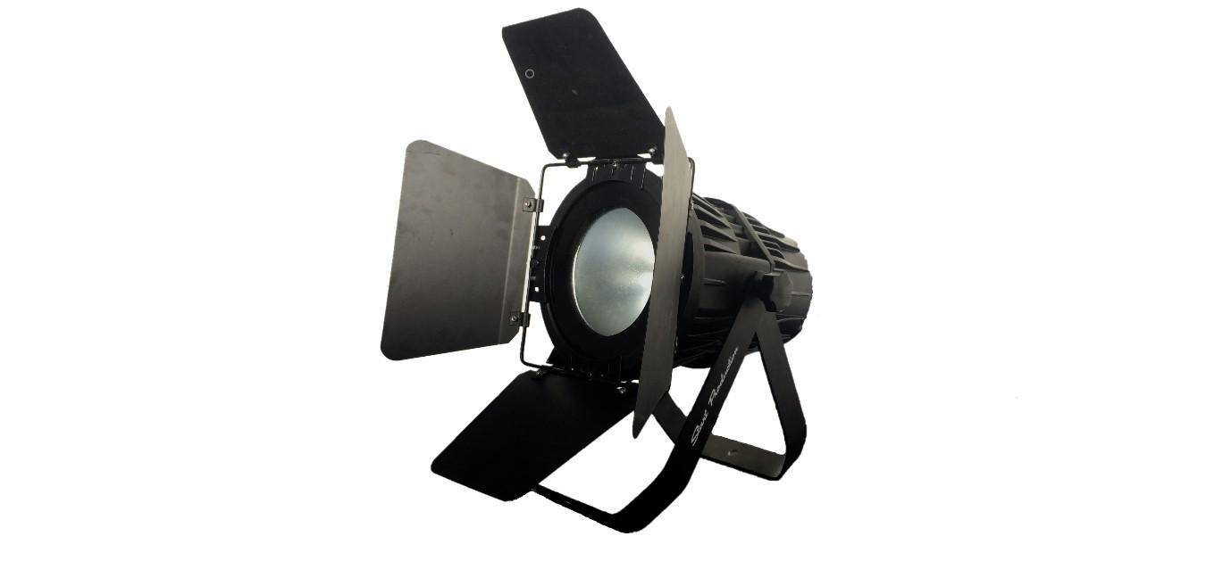 LED statická efektová – IP LED PAR 200W RGBWUV