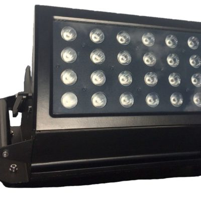 LED statická efektová – IP LED WASHER 24x12W RGBW (CITYCOLOR)