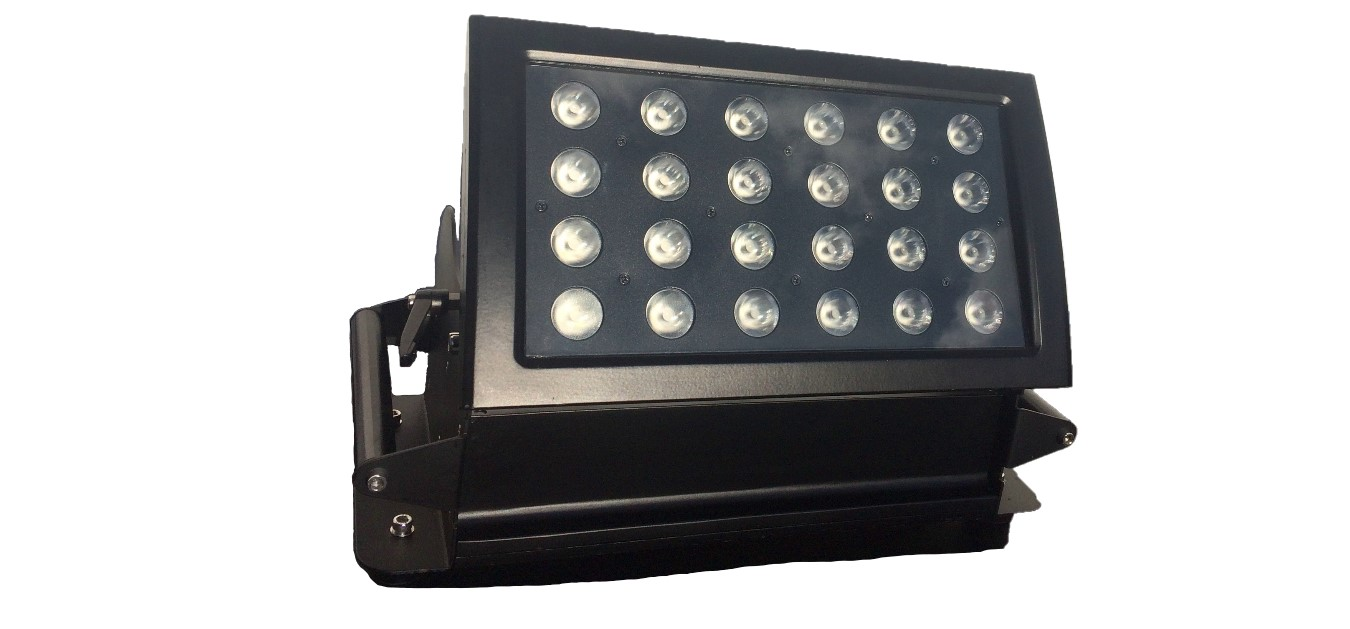 IP LED WASHER 24x12W RGBW (CITYCOLOR)