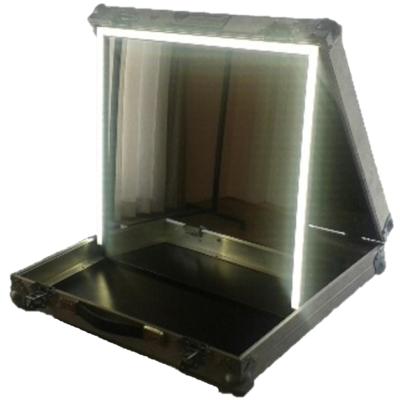 Zrcadlo kufříkové 50x50cm