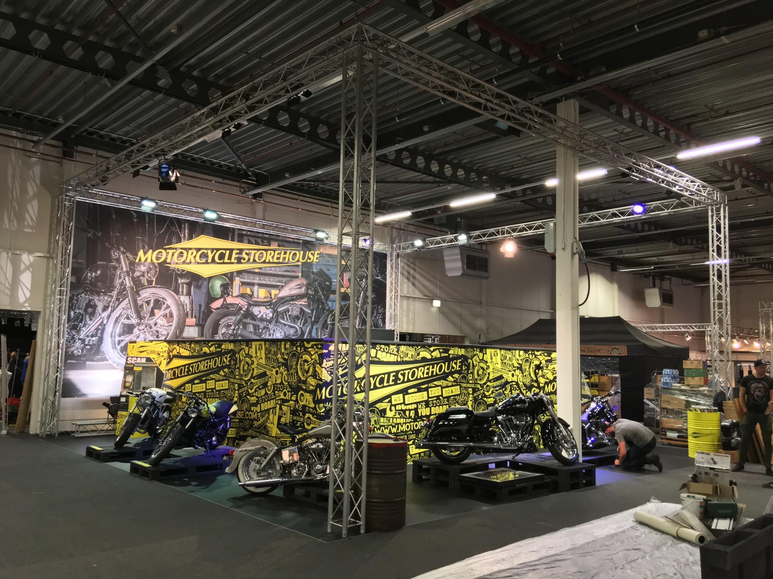 Motorky Tour 2018 únor
