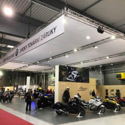 Motosalon 2019 PVA BMW