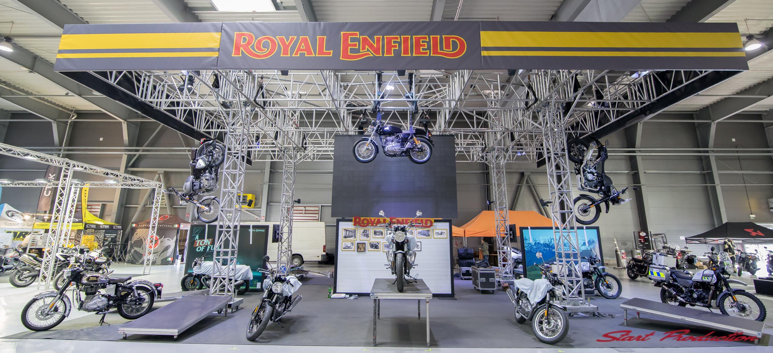 Motosalon 2019 PVA Vintage garage