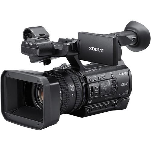 Sony PXW Z150 - kamera vhodná pro přenos streamu