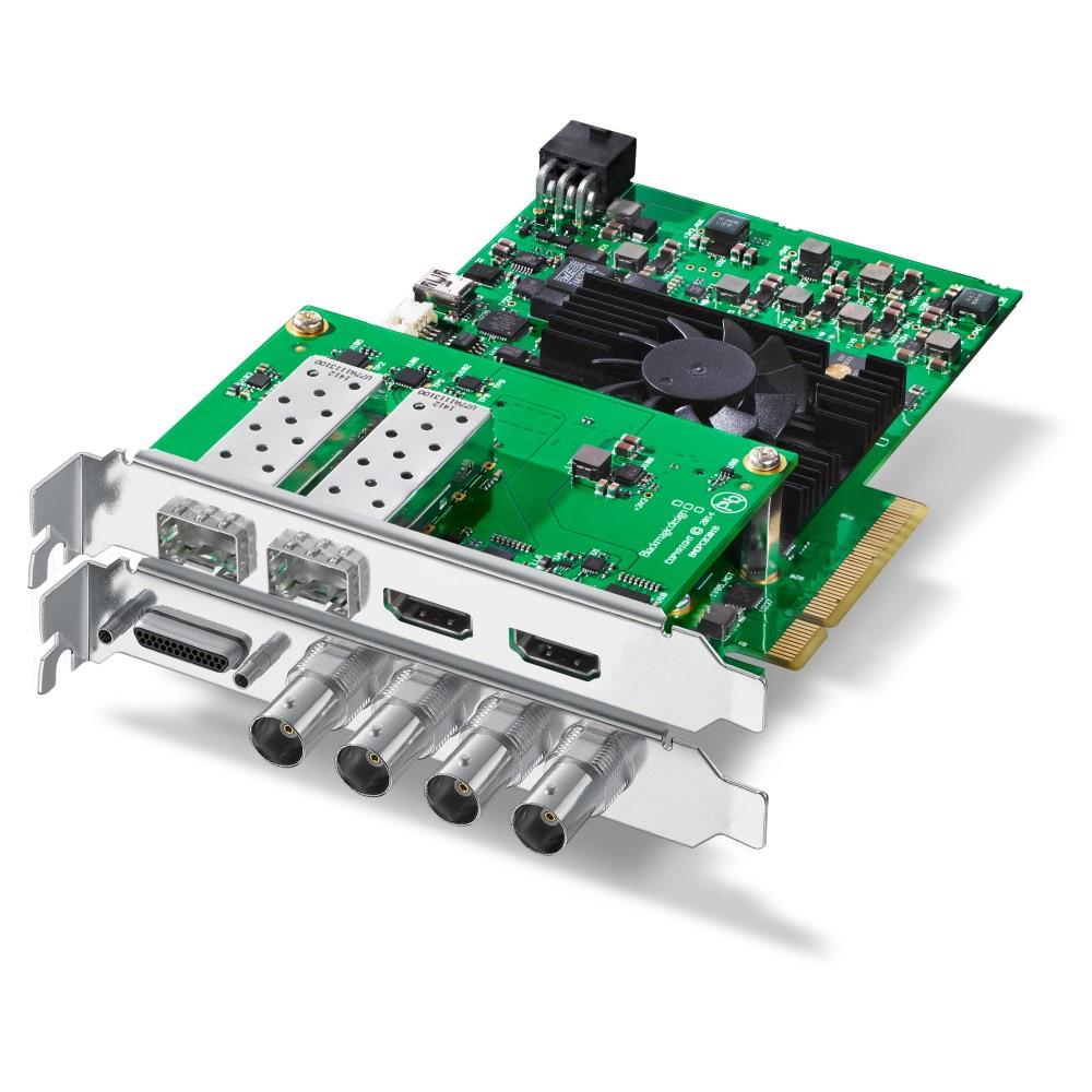 DeckLink 4K Extreme 12G high-end střihová karta